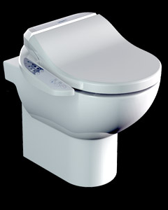 USPA Sfera Floor WC