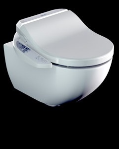 USPA Sfera Wall-hung WC